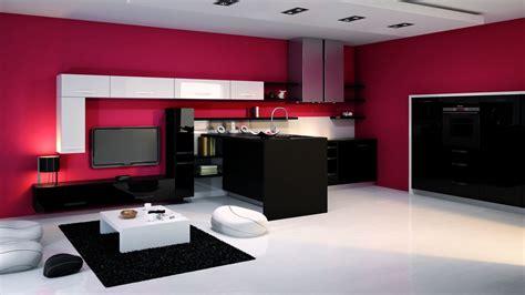 idee cuisine ouverte sejour deco cuisine ouverte design