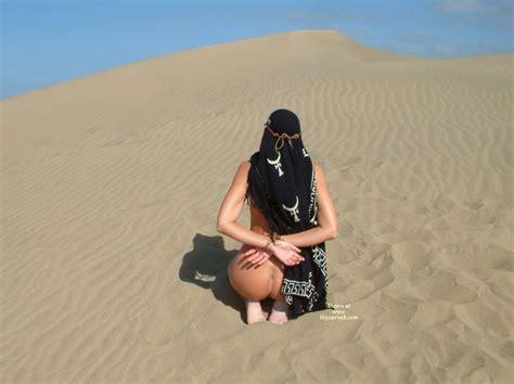 Nude Girl Bound On Dune December Voyeur Web Hall