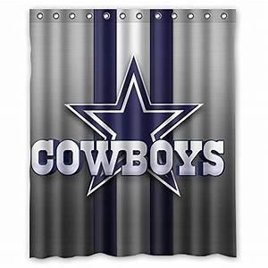 dallas cowboys shower curtain cowboys shower curtain With cowboys bathroom set