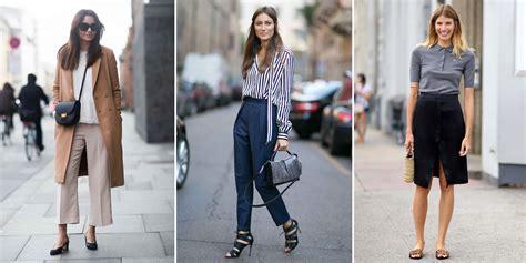 bureau de style mode avoir du style au bureau 25 looks qui nous inspirent