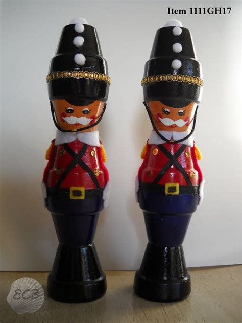 items similar  clay pot christmas nutcracker decoration