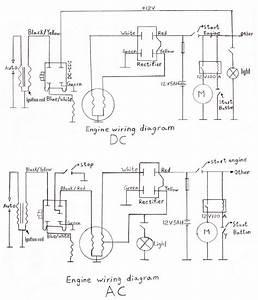 Pit Bike Wiring Diagram Electric Start