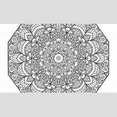 Coloriage De Mandala à Imprimer Gratuitement 34 Best Mandala Imprimer Images On Pinterest