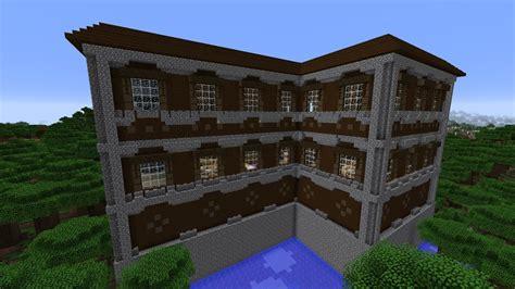 Woodland Mansion Minecraft