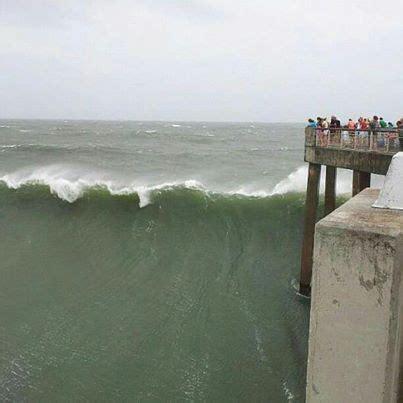 Hurricane swell | Okaloosa Island - Fort Walton Beach ...