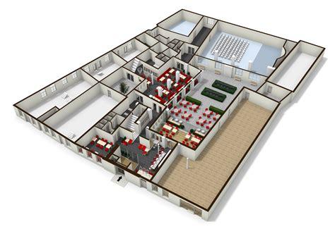 drawn plan   funeral home   plan interior architecture floor plans