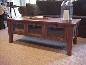 mission coffee tables With mission coffee table set