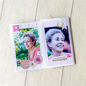 Hybrid How-To | Mother's Day Mini-Album – The Digital Press