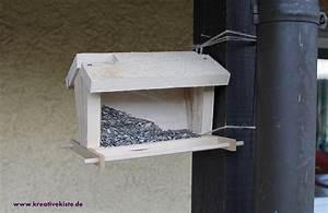 Vogelfutterhaus Selber Bauen Mit Kindern : futterhaus ~ Articles-book.com Haus und Dekorationen