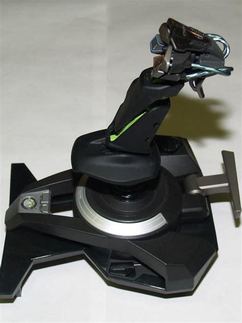Mad Catz Cyborg Fly 9 Wireless Flight Stick Review