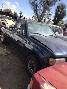 96 Toyota T100 Parts 2 7 2wd Manual Transmission Long Bed