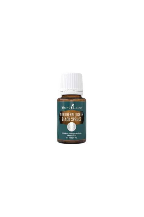northern lights black spruce essential oil young living northern lights black spruce 15ml canada