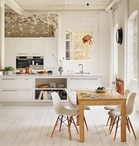 meuble cuisine scandinave 40 photos de cuisine scandinave les cuisines de rêve