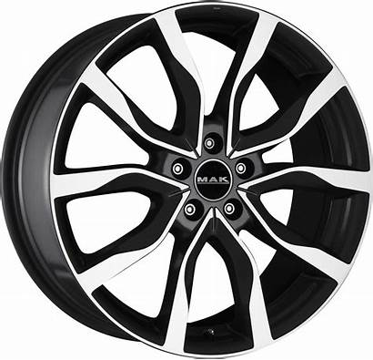 Mak Mirror Highlands Wheels Wheelwright Alloy Steel