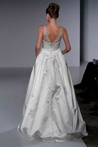 priscilla of boston ball gown size 8 wedding dress With wedding dress preservation boston