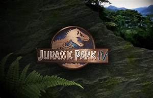 Jurassic Park IV Logo Wild by Diavid on DeviantArt