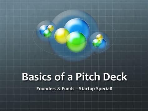 Sequoia Capital Pitch Deck by Basics Of A Pitch Deck