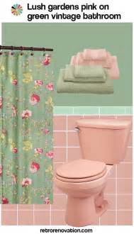 decorate bathroom ideas 11 ideas to decorate a pink and green tile bathroom
