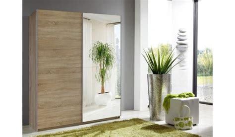 armoire porte coulissante miroir armoire miroir porte coulissante 135 cm pas cher pour chambre adulte
