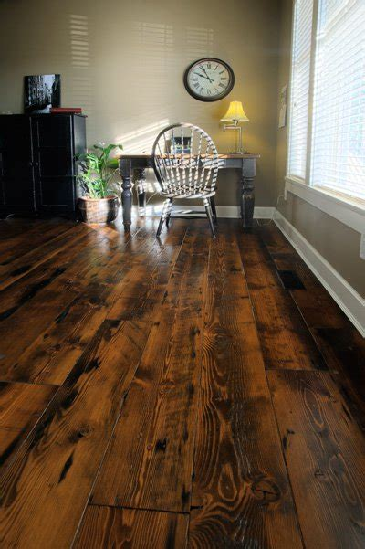 color my kitchen 24 amazing ideas of rustic wood flooring for extravagant look 2316
