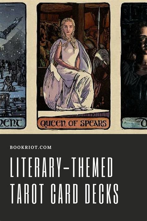 In this article, we'll look at the numerous concepts about where tarot cards come from, what they mean and how a deck of cards can possibly tell you anything about yourself. 7 Literary-Themed Tarot Card Decks to Celebrate Pisces ...