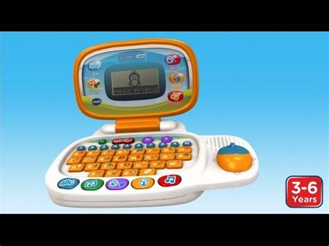 Vtech Learn N Grow Laptop tote go laptop by vtech