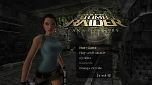 Lara Croft Tomb Raider - Anniversary (USA) ISO