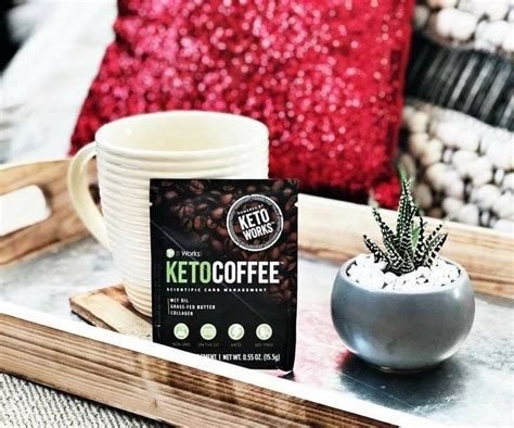 It works keto coffee 15 packets sealed package with mct oil new and improved. Keto Coffee It Works   Santé bien être, Recette, Mincir