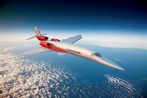 Aerion AS2 Private Supersonic Jet - Bonjourlife