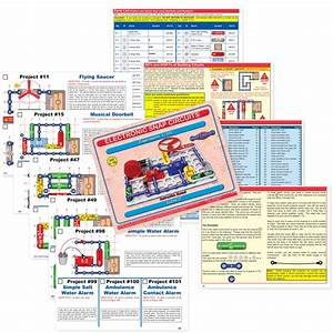 Amazon Com  Snap Circuits Jr  Sc