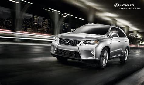 Lexus Certified Pre-owned Car Program Earns 2nd Place