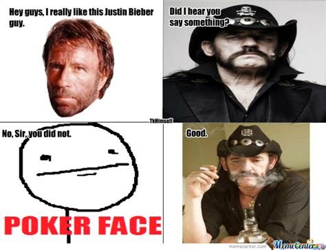 Lemmy Meme - badass lemmy by tkhimself meme center