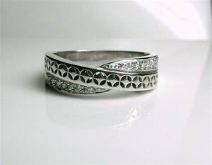 21 best island rings images on pinterest polynesian With samoan tribal wedding rings
