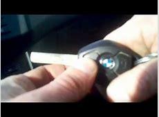 BMW Key Initialization Procedure YouTube