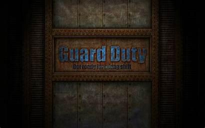 Guard Duty Mods Rss Report