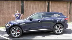 Jaguar F Pace Prix Ttc : the jaguar f pace is the average of every other luxury suv youtube ~ Medecine-chirurgie-esthetiques.com Avis de Voitures