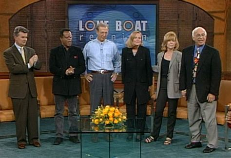 Love Boat Reunion by Love Boat Reunion On Cbs S The Talk Photo Ecanadanow