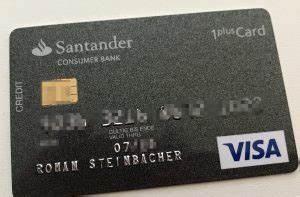 Santander 1plus Visa Card Abrechnung : kreditkarte usa welche sind die besten inkl 17 tipps ~ Themetempest.com Abrechnung