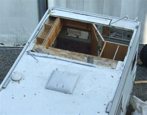 wohnmobil wasserschaden dachhaut reparatur