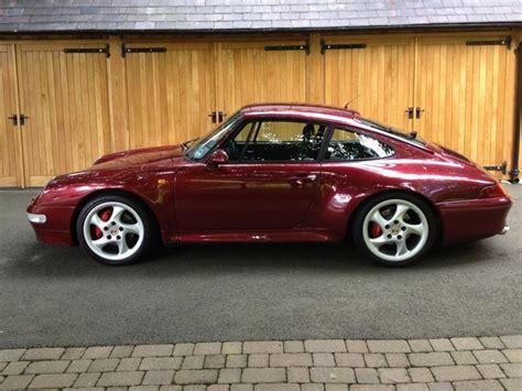 Porsche 993S arena red | Porsche 993, Porsche, Porsche 911