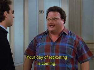 """16 Times Newman From """"Seinfeld"""" Was The Most Real And ..."""