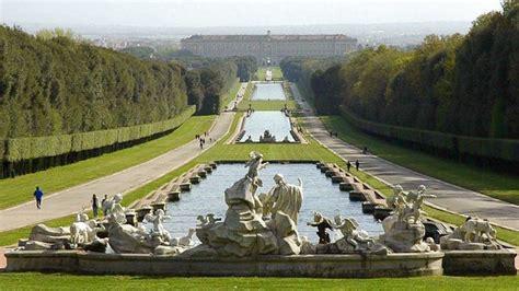 Costo Ingresso Reggia Di Caserta Un Trekking Reale Visita Al Parco Della Reggia Di Caserta