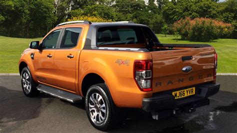 Used Ford Ranger Diesel Pick Up Double Cab Wildtrak 3.2