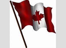 Waving Canadian Flag Clip Art 26+