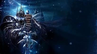 Lich King Wallpapers Warcraft Wrath Desktop Sword
