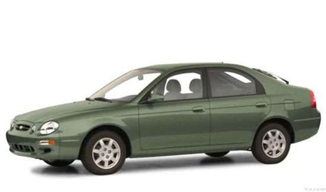 2000 Kia Spectra Models, Trims, Information, And Details