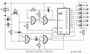 How To Build Electronic Dice