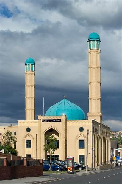 Mosque Madina Sheffield British Masjid Mosques Muslim