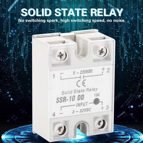 Ssr Solid State Relay Vdc