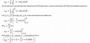 Formfaktor Berechnen : gleichrichtwert br ckengleichrichter ~ Themetempest.com Abrechnung